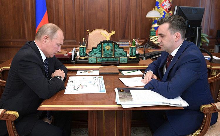 Путин и Воскресенский