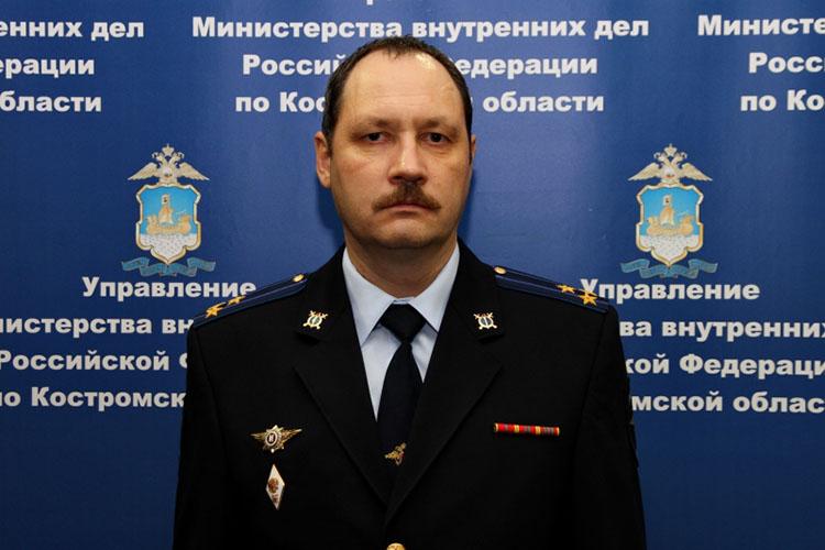 Полковник Балашов