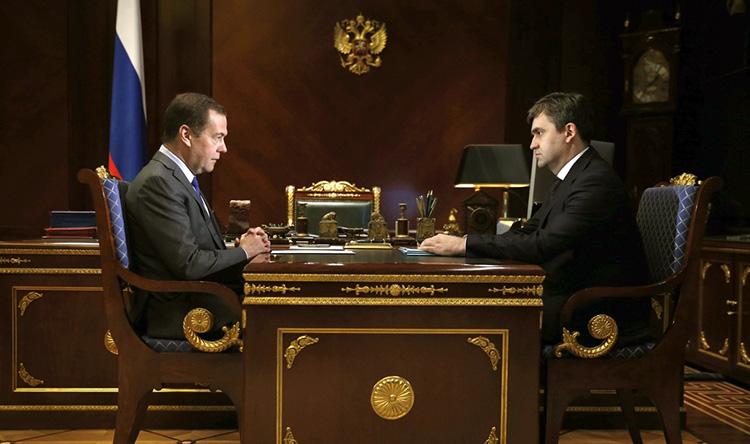 Медведев и Воскресенский